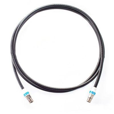 cablu coaxial cablu coaxial tv mufat ROW-2IEC-MF